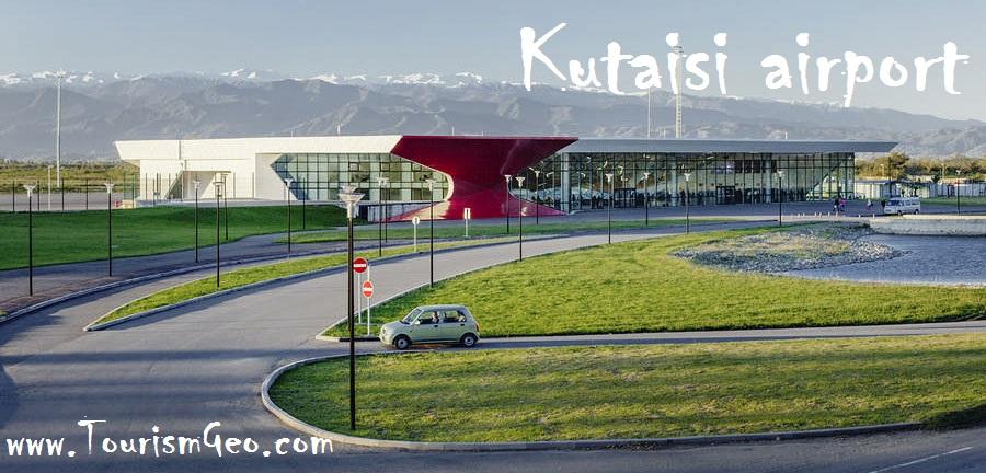 KUTAISI AIRPORT | www.TourismGeo.com