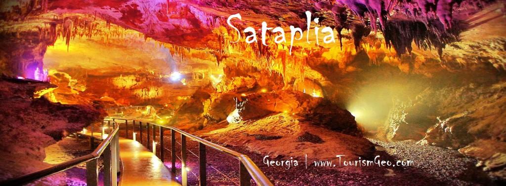 Sataplia Caves