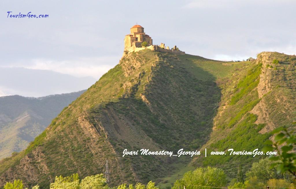 Jvari Monastery_Georgia | TOURISMGEO.COM