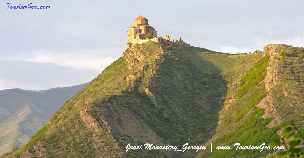 Jvari Monastery | www.TourismGeo.com