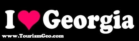 I Love Georgia | www.TourismGeo.com