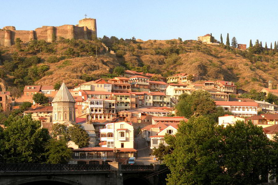 Narikala-Tbilisi_ Georgia | www.TourismGeo.com