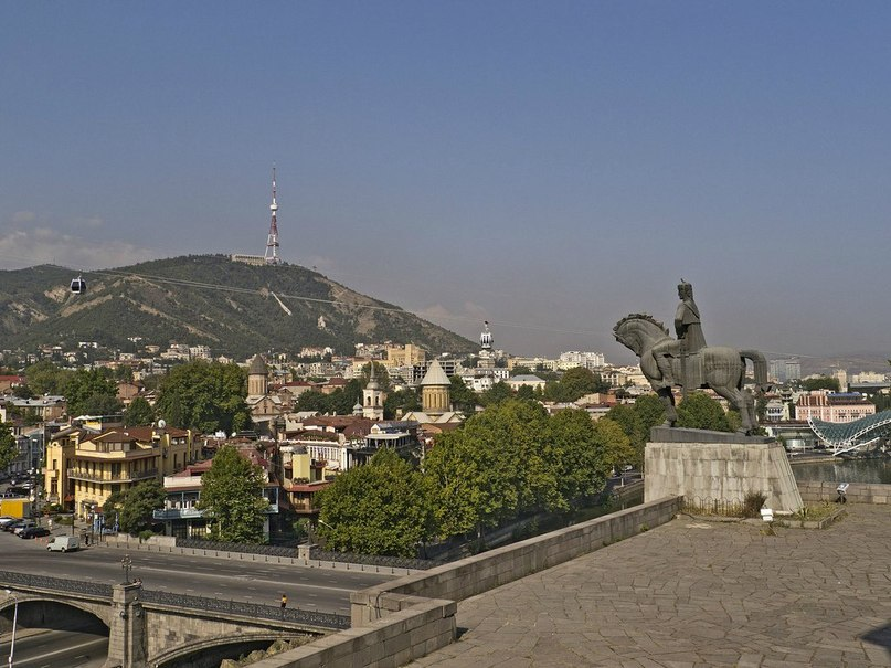 Metekhi-Метехи_Tbilisi_ Georgia | www.TourismGeo.com