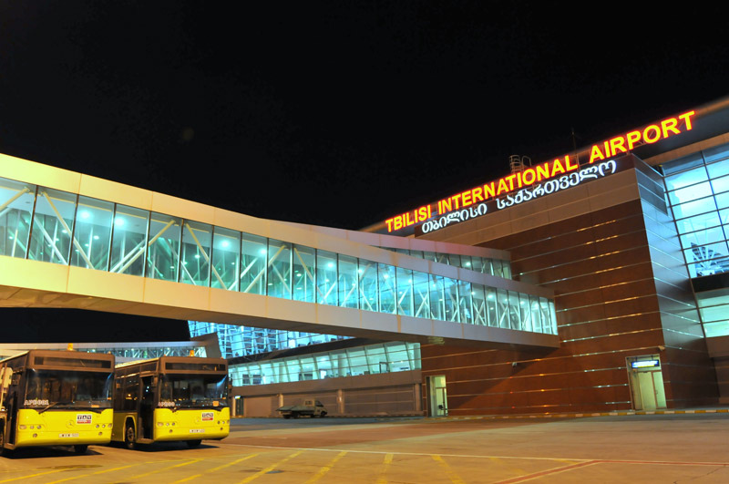 Tbilisi_Aéroport | www.TourismGeo.Com