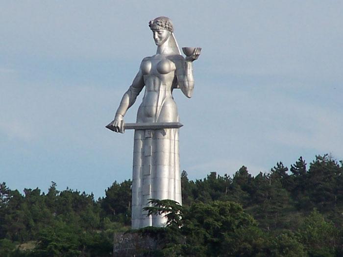 Georgia Mother | www.tourismgeo.com