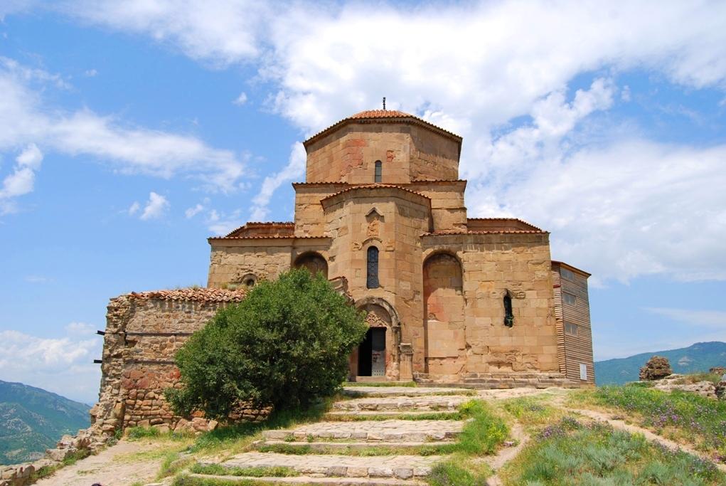 Jvari-Monastery_Georgia | www.TourismGeo.com