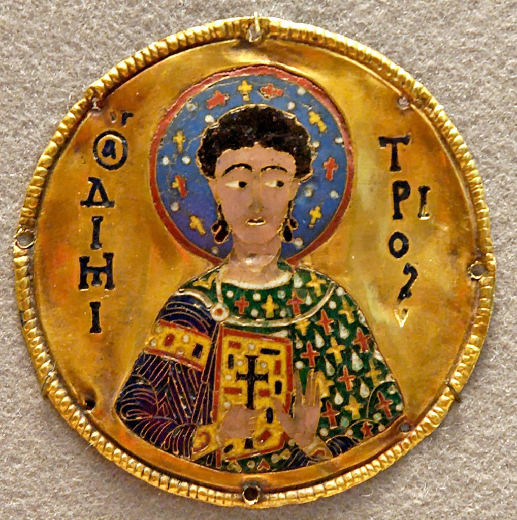 Medallion_St.Demetrios