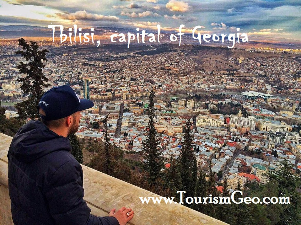 Tbilisi, capital of Georgia | www.TourismGeo.com