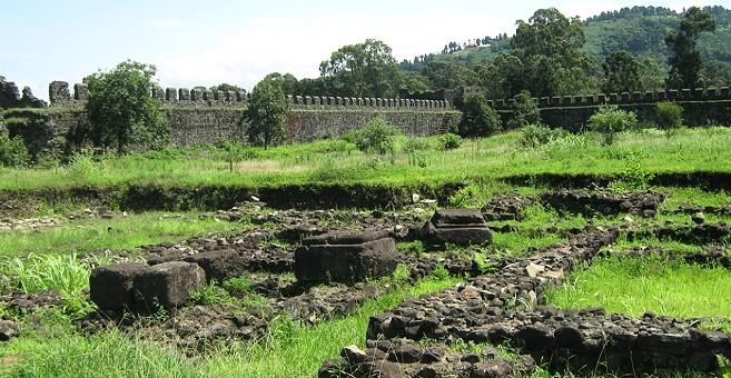 Gonio Fortress | www.TourismGeo.com