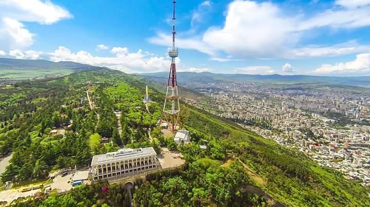 Tbilisi_Funikuler | www.TourismGeo.Com