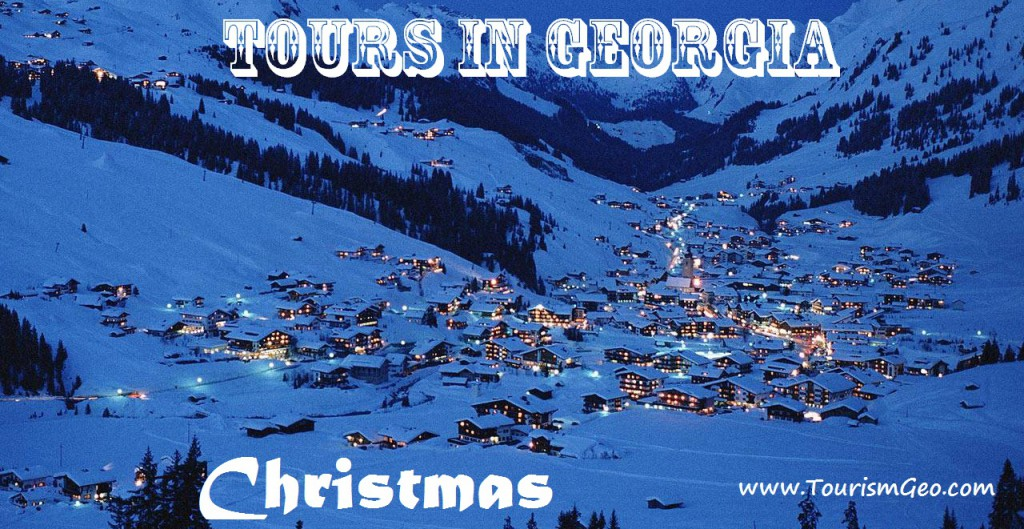 Christmas_Georgia | TourismGeo.com